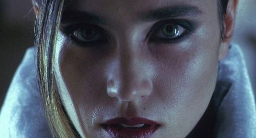Jennifer Connelly in Requiem for a Dream (2000).