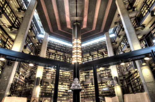 Thomas Fisher Rare Book Library