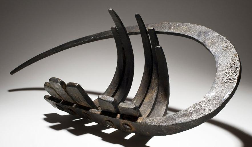 ufansius:  Forged Steel Object - Seth Gould