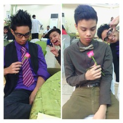 Spot the difference? :))  @_JetEn @AkoSiBabyJames #kulit
