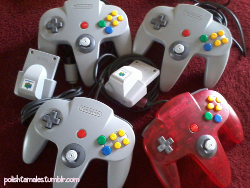 Mario Kart anyone? (I've got dibs on the rumble pak!)