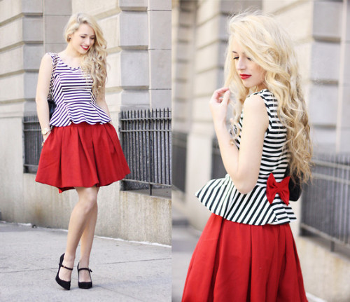 Stripes Upgrade (by Camilla S)
