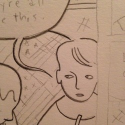 Comics, comics, drawing… #comics #process #formalities #sketchbook