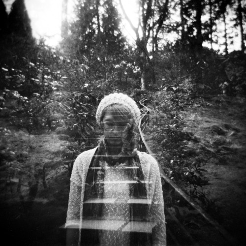 Holga GCFN Double Exposure | Portland, Oregon