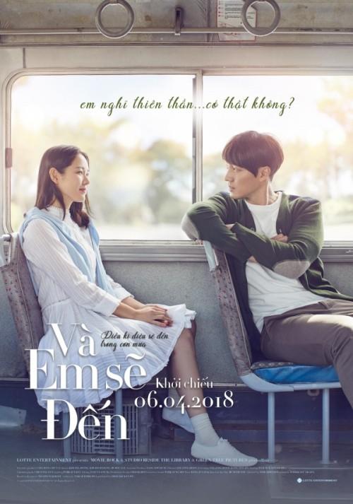 """mat-ngu: """"Be With You - TRƯỚC CƯỜI BANH RẠP, SAU KHÓC SƯNG MẮT Được làm lại từ bộ phim cùng tên của Nhật Bản, Be With You của Hàn Quốc mang đến cho người ta những cảm xúc khó tả mà chỉ có thể xem phim và cảm nhận mới có thể hiểu hết những gì trái tim..."""