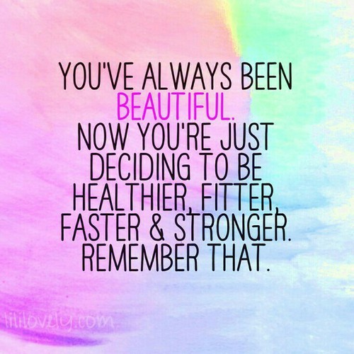 losing weight quotes | Tumblr