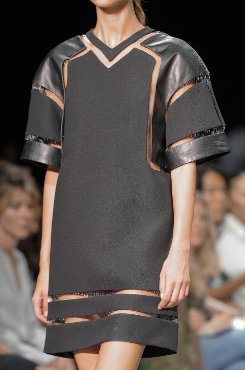 lorenzonoir:  Can't get enough of Alexander Wang s/s 2013  best season yet
