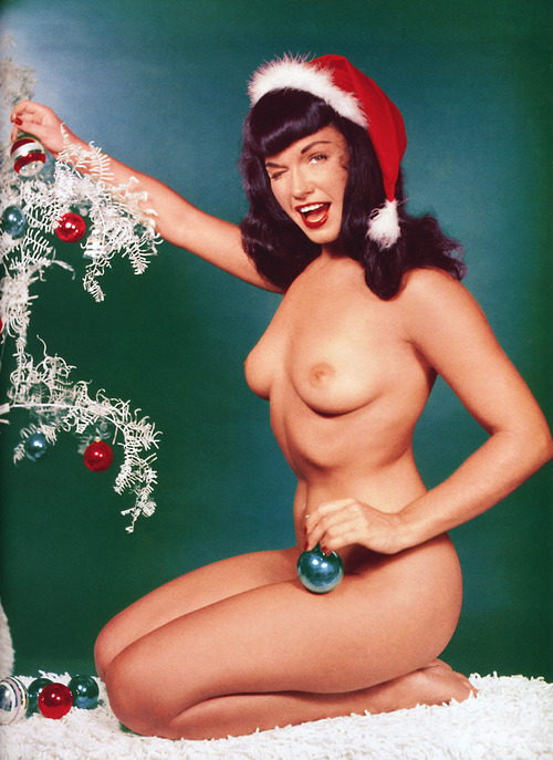20th-century-man:  Bettie Page; photo for Playboy, 1955.