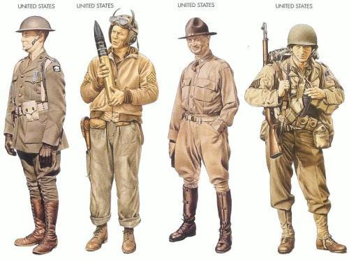 Dutch army ww2 uniforms