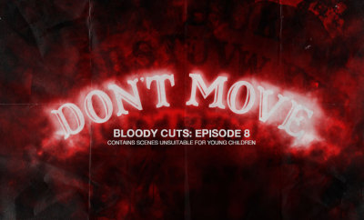 Check out the horror short film…DON'T MOVE over at our Deviant Short Film Week extravaganza!
