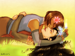 sigh holy shit legend of korra i hate everything lok lok spoilers Korrasami kinda i mean CANON BISEXUALS i still can't quite believe i'm not invested in lok at all at this point but this ending matters SO MUCH to me in other news i'm alive finished semester i'm on christmas break now and need to write my engineer thesis and do a project and then back at uni and yaaay second part of finals i want to doodle dumb swimmers and dystopian boyfriends again