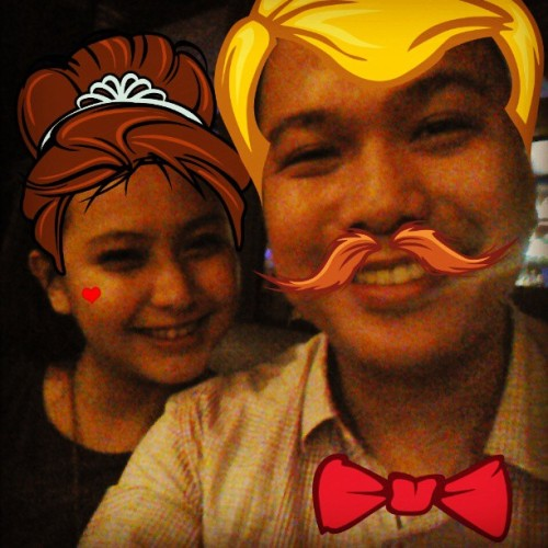 ¡Hola! @tin_rementilla  (at Il Ponticello Cafe Ristorante)