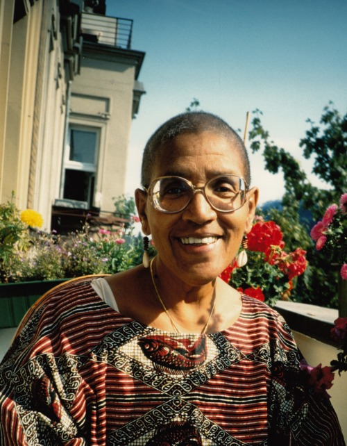 Happy Birthday Audre Lorde! (18 February 1934 - 17 November 1992)