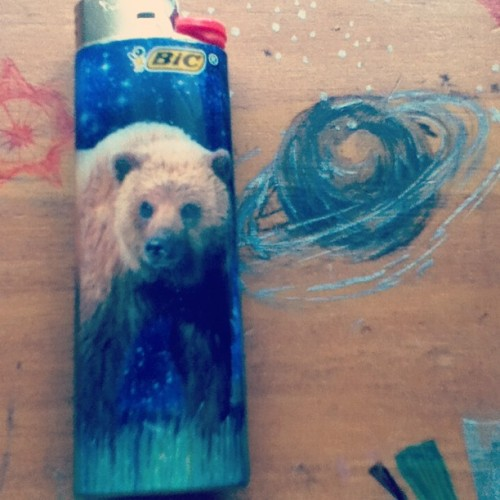 My sick new bic #grizzlybear #bearloverforlife #bic #myplanet