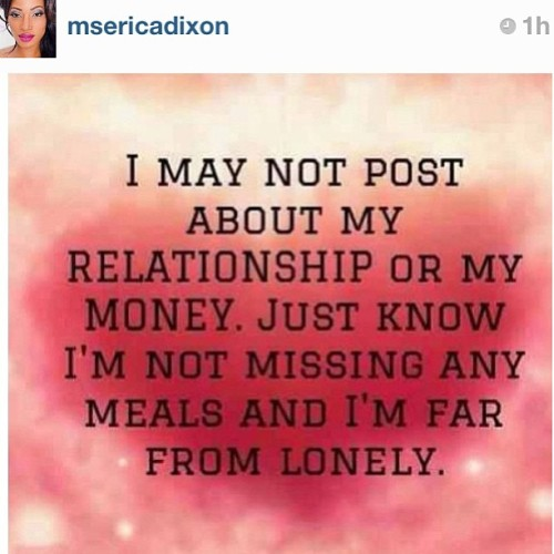 #truth #repost @msericadixon