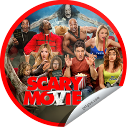 I just unlocked the Scary Movie 5 Box Office sticker on GetGlue                      4580 others have also unlocked the Scary Movie 5 Box Office sticker on GetGlue.com                  The supernatural is coming. Bring protection. Thank you for seeing Scary Movie 5 in theaters and for checking-in.  Share this one proudly. It's from our friends at Weinstein Company.