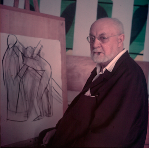 Remembering Matisse Happy birthday Henri Matisse! The famous French artist was born on this day in 1869 in Le Cateau-Cambrésis, France. One of the most prominent 20th-century artists, Matisse is best known as a founding member of the Fauvist movement, and for his modernist innovations in painting, sculpture, and his original cut-out papier découpés.