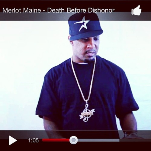 Check My bro @cufflink_boyz new video. death b4 dishonor. #sick. #QueensShit #Support.
