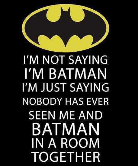 Batman on @weheartit.com - http://whrt.it/10mNPw1