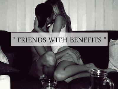 salesgirlofdreams:  Just friends.