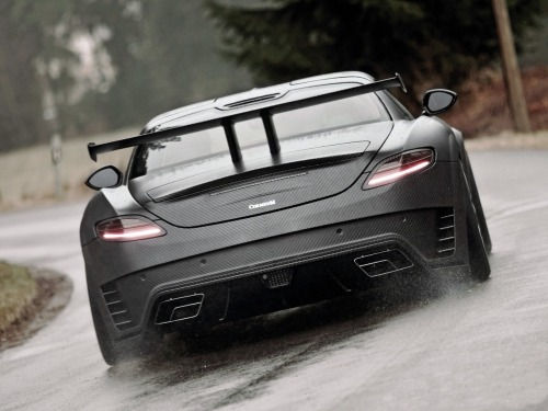 automotivated:  MANSORY AMG Cormeum