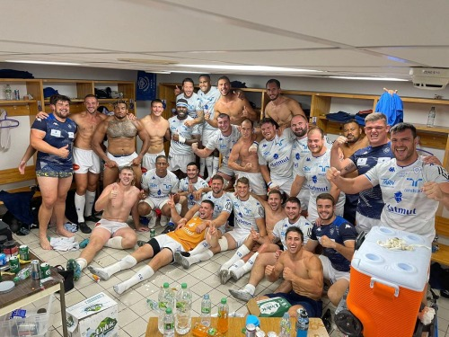 It's Back! 🏉Rugby's Back, Baby! 🏉💨🔥🙌🏻🙌🏻 #Castres Olympique#Rugby#Rugby Union#France#FFR#Beautiful Men#Handsome Men#Fit/Fat Guys#Tuesdays Titans#Luscious Lads #Gods of Rugby  #Muse of Rugby #Sport Studs#Young Bucks #Woof Baby!  #Les Chemins des Dames #Treasure Trails #Athletes Having Fun  #Guys Being Guys