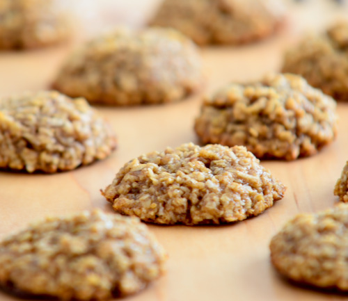 findvegan:  Chewy Coconut Oatmeal Cookies that won't ruin your diet!