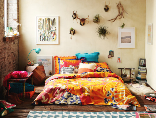 urbanoutfitters:  Our First Home Lookbook