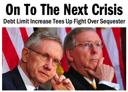 Now that House Republicans have taken the debt limit out of the realm of legislative horse trading, we have a clearer sense of how negotiations over the remaining fiscal issues dividing the parties will play out.