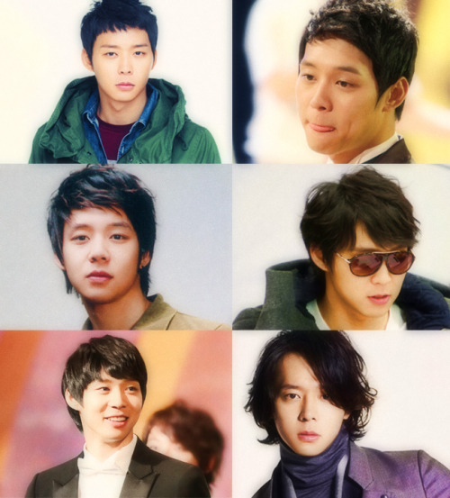 shimbitchmin:  Yoochun Hair Appreciation Post