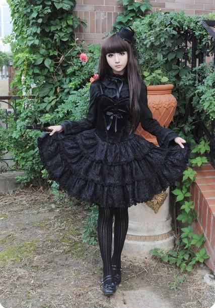 Black lolitas