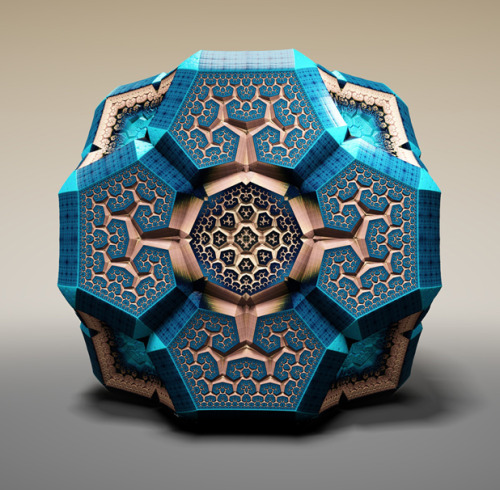 m-a-c-a-r-r-a:  Fabergé Fractals by Tom Beddard, Rendered with the artist's WebGL 3D fractal creator Title: Terence McKenna