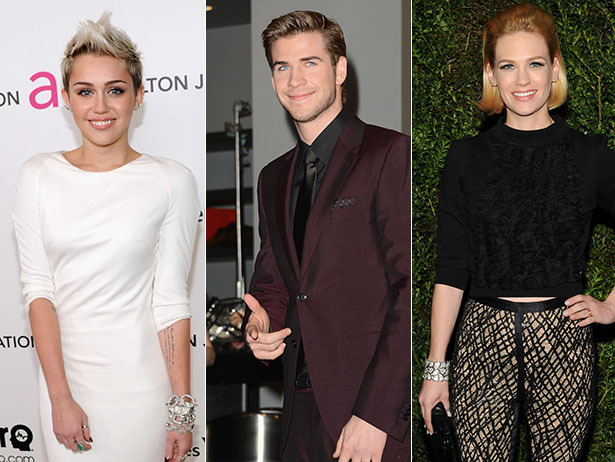 RUMORS WE HATE: Miley and Liam are dunzo …. thanks to January Jones?