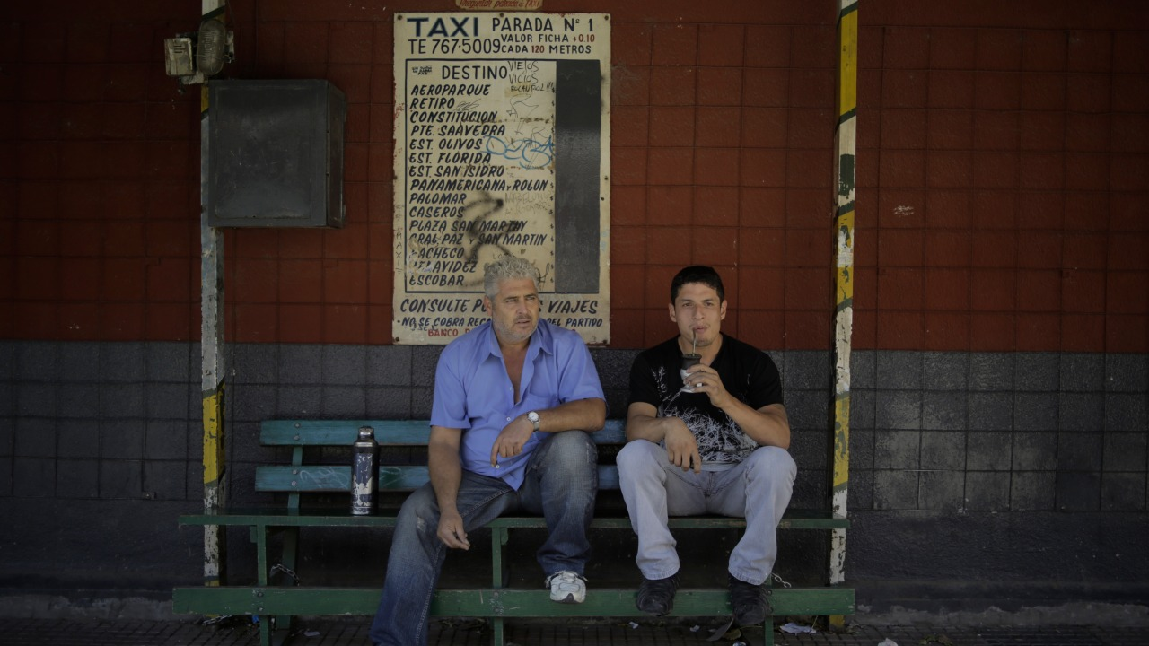 what taxi drivers do in ballester