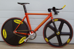 Gangl Custom Track Bike
