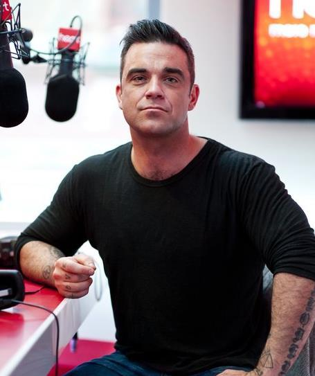 hellyeahrobbiewilliams:  Matured.