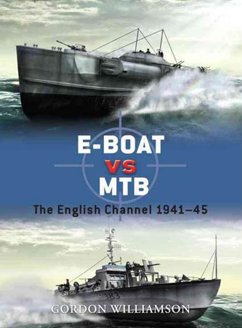"BOOK REVIEW – E-BOAT vs. MTB: The English Channel 1941-45 By Gordon Williamson, Osprey Publishing, Oxford, UK, (2011). Reviewed by Captain John A. Rodgaard, U.S.Navy (Retired) E-BOAT vs. MTB is Gordon Williamson's latest contribution to Osprey Publishing Company's Osprey's ""Duel"" series of short works that emphasize the ""…account of machines of war pitted against each other and the combatants who operate them."" (read the full review)"