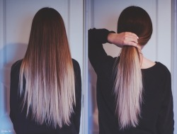 vivaladolly:  i want my hair like this !