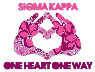 customaryexploration:  Happy Anniversary to my Delta Chapter Sigma Kappas! <3