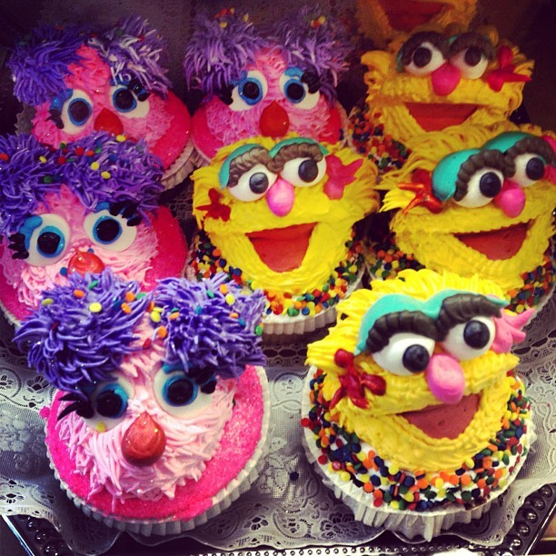 Love these #yummy #cute #cupcakes