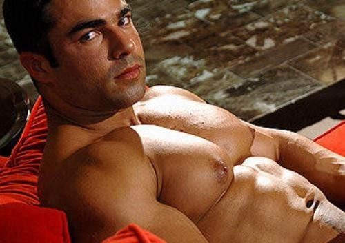musclepecs79:  Eduardo Correa and his amazing pecs  That they are…fuck!