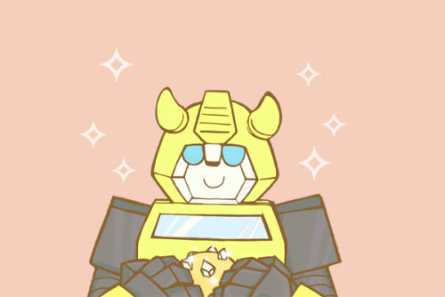 awkward-dark-nerd:  Bumblebee by ~b04fluid