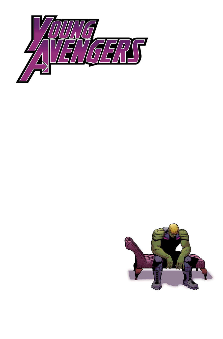 "catherina-rose:  YOUNG AVENGERS #9KIERON GILLEN (W)JAMIE MCKELVIE (A/C)• We wanted to just write ""Screaming! Screaming! Screaming!"" for this solicit, but we're told we need boring old facts. :(• Anyway! The Young Avengers road trip across the multiverse goes proper crazy as it reaches it's destination. It's destination is mainly EXCITEMENT and HEARTBREAK.• Several Young Avengers decide what to do next. The question is, whether what they do next is to be Young Avengers…• Honestly, screaming.32 PGS./Rated T+ …$2.99  Guuuuyys…. What are you doing to me? Why is Teddy on that couch? Oh my glob, don't make me read something horribly tragic on my birthday!   But seriously, Kieron's always so good at building up future issues and, no matter what happens to the characters, I always look forward to what's coming."
