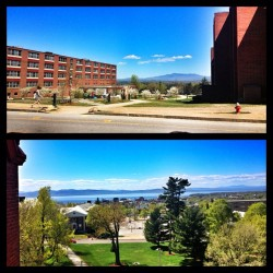 Beautiful day in Burlington @stephensinger @d_mac54