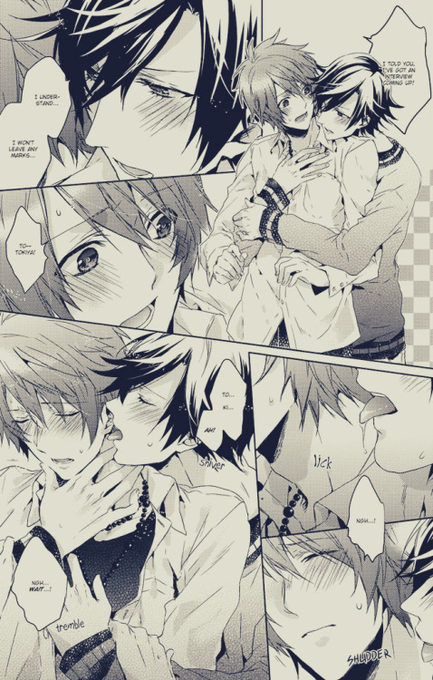 "yuki-loves-yaoi:  ""I won't leave any marks…"""