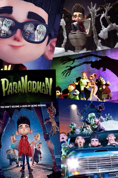 #ParaNorman just about the cutest claymation movie of last year. ;) Excellent quality and great humor.