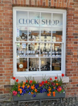 The Clock Shop, Market Bosworth, Leicestershire, England All Original Photography by http://vwcampervan-aldridge.tumblr.com
