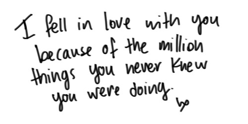 ... knew you were doing Follow best love quotes for more great quotes