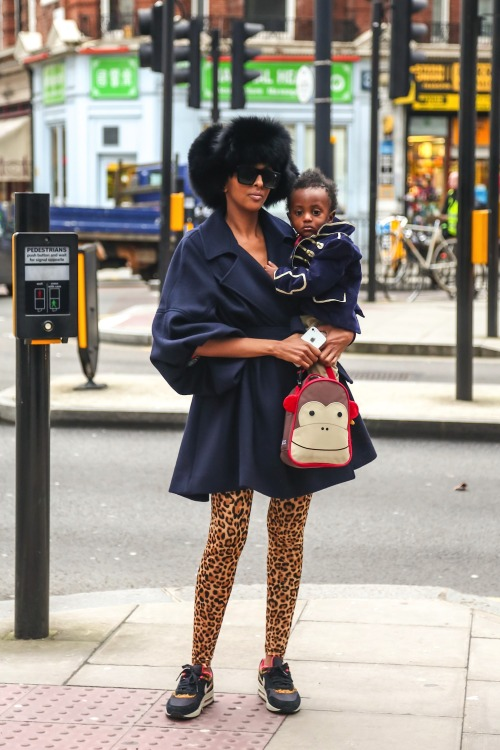 This fashion mummy knows what style means.