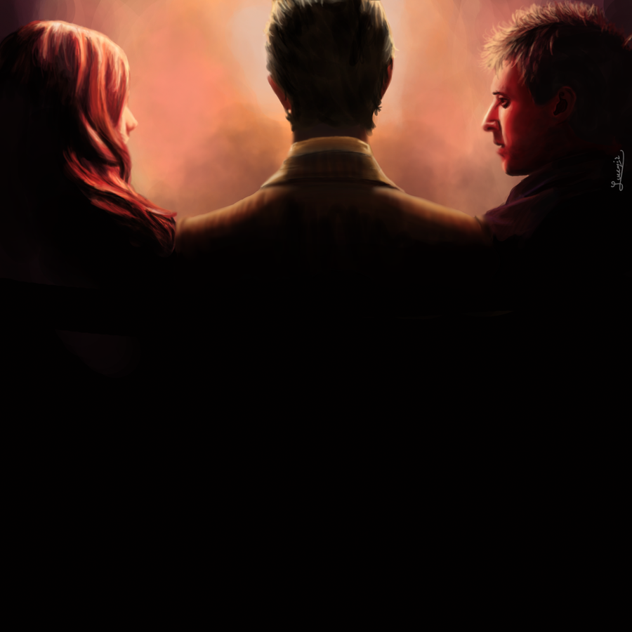 theundeadavenger:  Together by ~aizercul